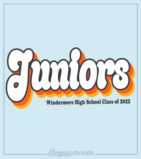 Class of 2022 Shirts Retro Style