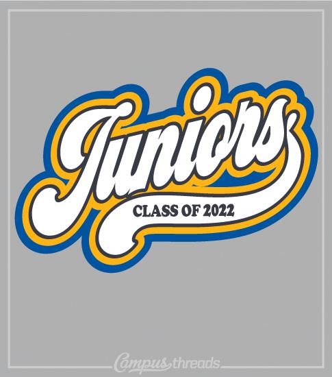 Junior Class of 2022 Shirt