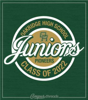 Juniors High School Class T-shirt