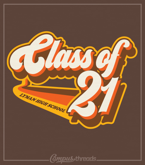 Class of 2021 Throwback Shirt