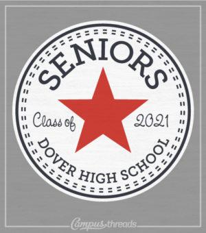 Senior Class Shirt Allstars