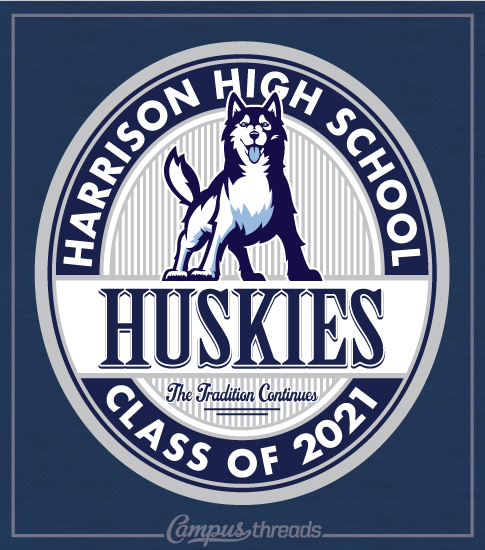 1881 Senior Class Shirts with Husky