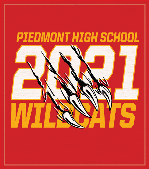Wildcats Class of 2021 T-shirts
