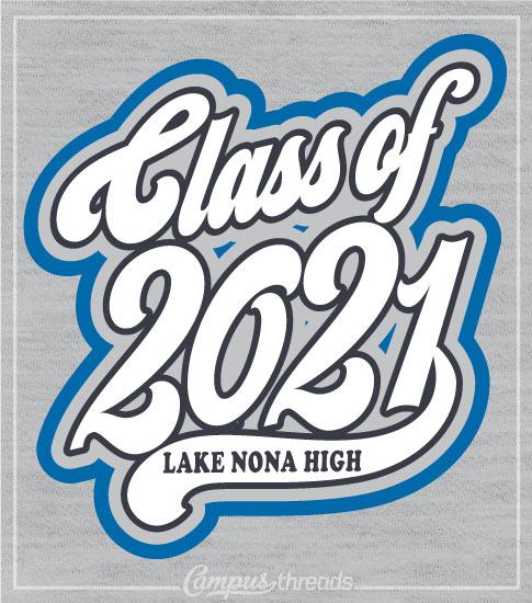 Seniors Seventies Class of 2021 Shirts