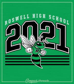 Class of 2021 Shirt Hornet