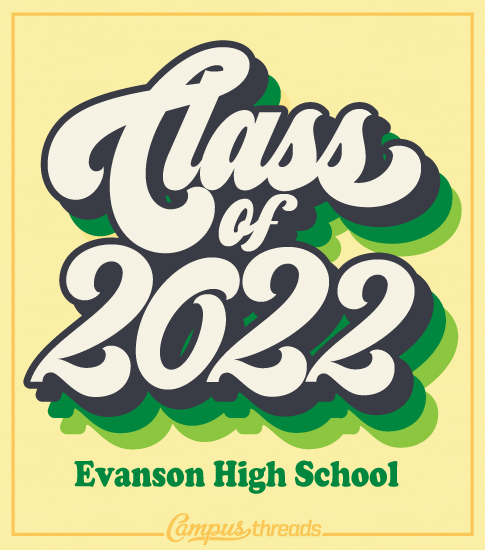 Class of 2022 Shirt Retro 70s