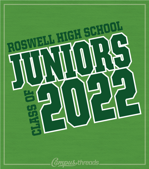 Junior Class of 2022 T-shirt