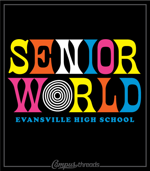 Senior World T-Shirt