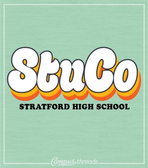 Stuco Shirt Retro Seventies