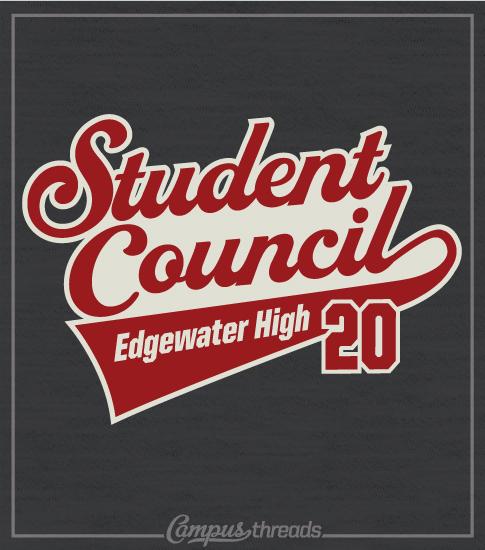 Student Council Shirt 2