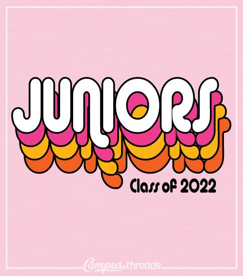 Junior Class Shirt Retro Style