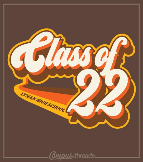 Class of 2021 Throwback Shirt