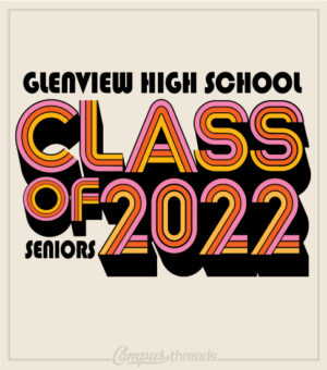 Class of 2022 Shirt Throwback