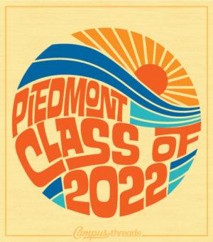 Class of 2022 Shirt Retro Surfer