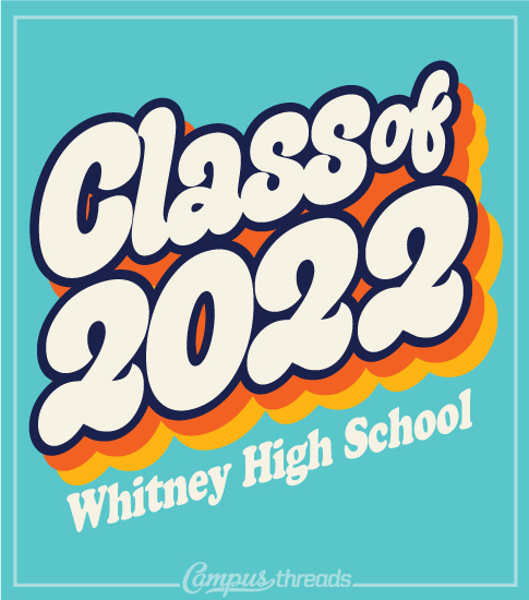 Class of 2022 Senior Shirt