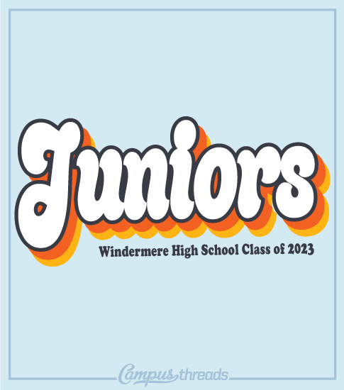 Class of 2023 Shirts Retro Style